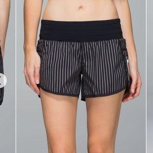 Lululemon Tracker Shorts Parallel Stripe shorts
